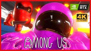 AMONG US 3D ANIMATION - THE MINI CREWMATE LIFE #3