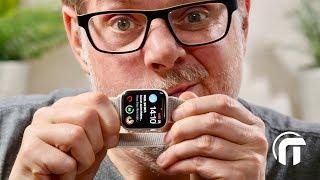 Vidéo-Test : Apple Watch se?rie 4, c'est la bonne ? (Test complet)