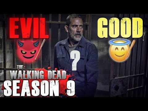 The Walking Dead Season 9 Second Half - Will Negan be an Ally or an Enemy?
