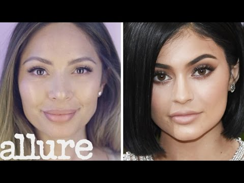 How to Do the Kylie Lip--Without the Lip Kit | Allure