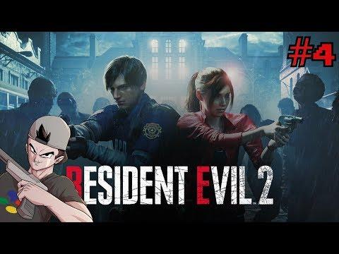 LAS ALCANTARILLAS NO SON BONITAS || Resident Evil 2 Remake #4