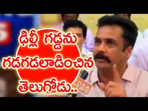 Now Centre Will Know About Telugu People: Hero Sivaji