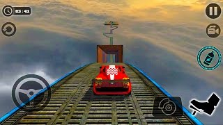 Impossible Stunt Car Tracks 3D New Vehicle Unlocked - Android GamePlay 2017