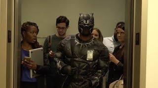How Not To Get Fired After Seeing 'Black Panther'