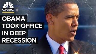 Watch Coverage Of Barack Obama's 2009 Inauguration