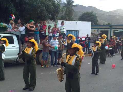 Banda Show Julio Cesar Carrozo del estado Carabobo