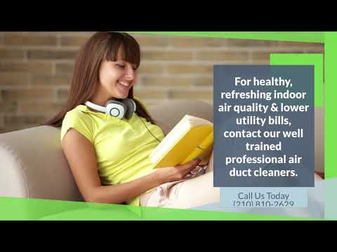 Best Air Duct Cleaning Services San Antonio