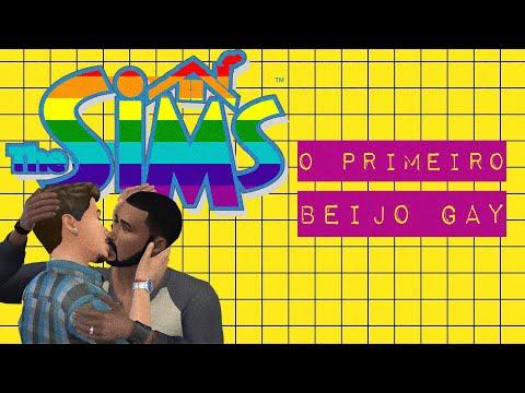O PRIMEIRO BEIJO GAY NA HISTÓRIA DOS GAMES