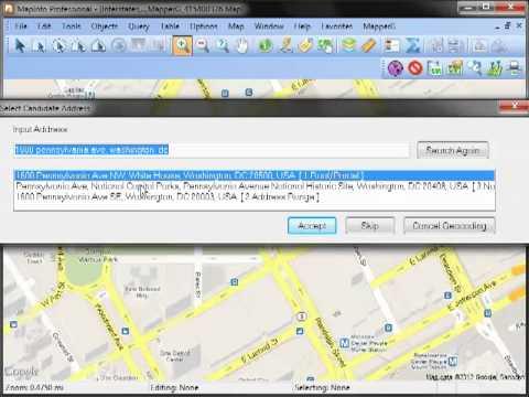 MapperG Screencast