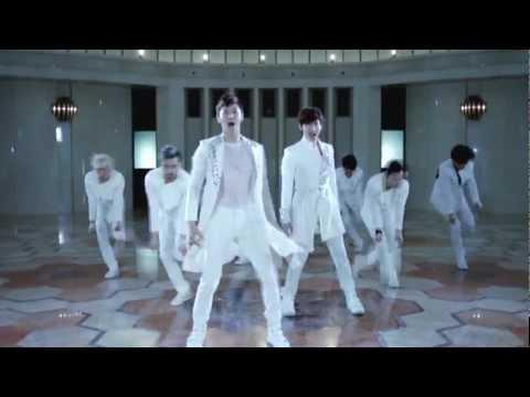 PV/MV DBSK - TVXQ - Superstar