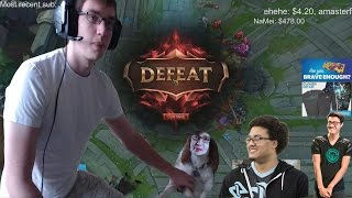 Sneaky and Meteos funny moments #13 Ft some people