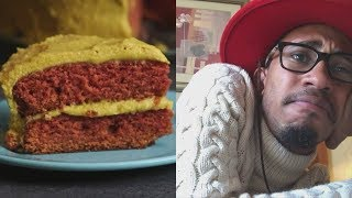 Kalen Reacts: Ketchup Cake