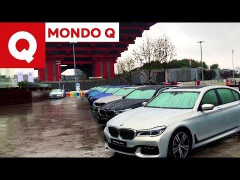 BMW e la mobilità del futuro a Shanghai | Quattroruote