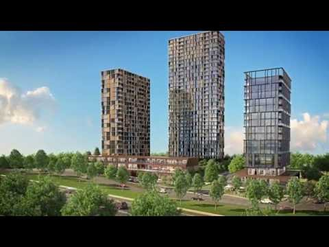 Metro link Istanbul apartments at pre-launch prices