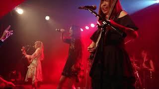 Bridear - Light in the Dark, Live @ Das Bett, Frankfurt 2018-11-30