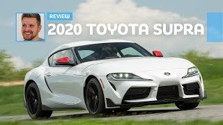 2020 Toyota Supra: First Drive Review