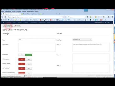 Seo links Pro in Kunena 4 in Joomla