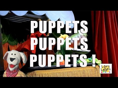 Lots To Learn Preschool Video  Goat On A Boat Puppet Theater Sag Harbor