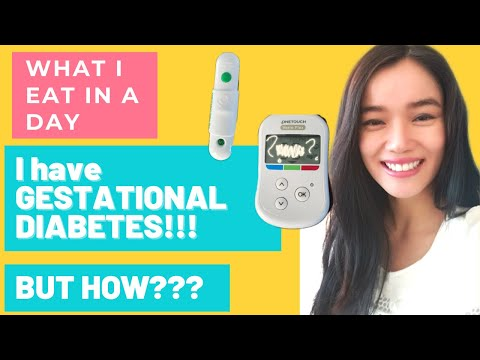 I HAVE GESTATIONAL DIABETES +WHAT I EAT IN A DAY WITH GD?
