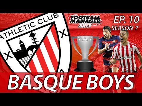 Basque Boys | S07E10 | TITLE CHALLENGE | Football Manager 2017