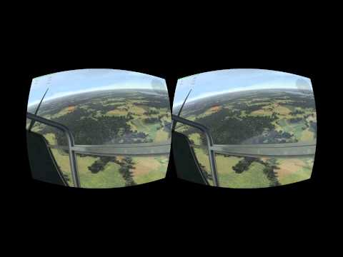 War Thunder on the Oculus Rift - BF109