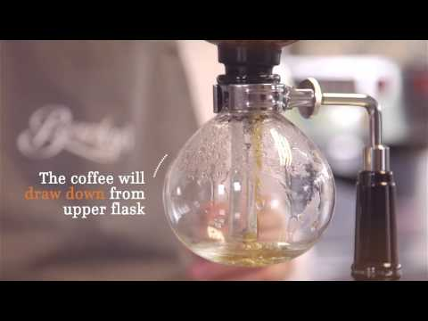Bewley's Syphon Guide
