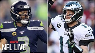 NFL Live predicts winners for Wild Card Weekend | NFL Live