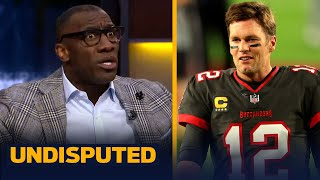 'Tom Brady has not been good this year' — Shannon on Bucs loss to Rams in WK 11 | NFL | UNDISPUTED
