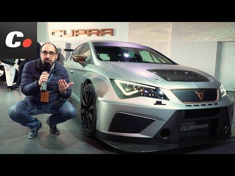 "Cupra: La marca deportiva de SEAT | Ateca, León, ¿Ibiza"" ¿Arona"" | León Cupra R ST 2018 | coches.net"