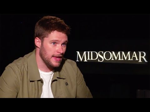 MIDSOMMAR  (2019) Ari Aster + Jack Reynor Interview (2019)