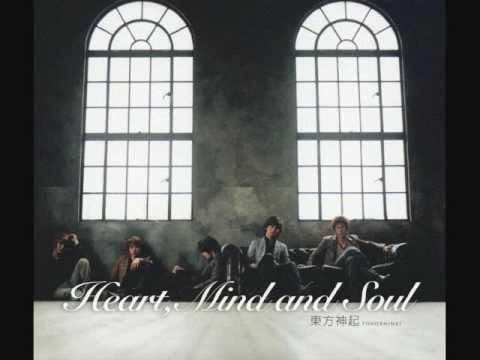 TVXQ - Heart, Mind and Soul [Acapella]