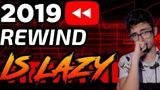 Youtube Rewind 2019 + Legends Edition Reaction and Thoughts! Youtube Got Lazy