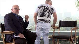 Vin Diesel gets emotional about Paul Walker, walks off interview