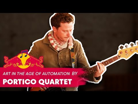 Portico Quartet Performs New Music from 'Art In The Age Of Automation' | See. Hear. Now.