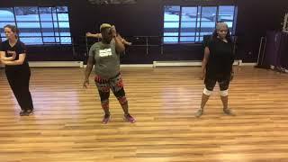 Fitness Shuffle Class - Better / Khalid