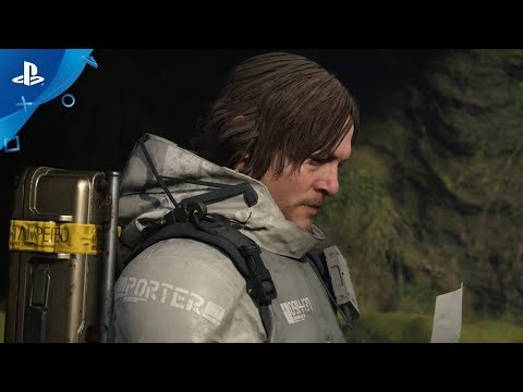 Death Stranding | Izgradnja lika Sam Porter Bridges-a