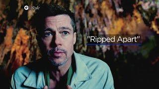 Brad Pitt Talks Angelina Jolie Divorce, Giving Up Alcohol