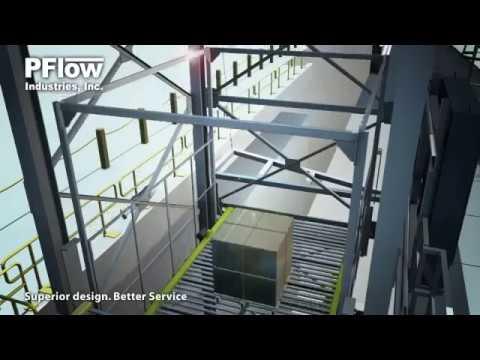PFlow Industries Shipyard Animation