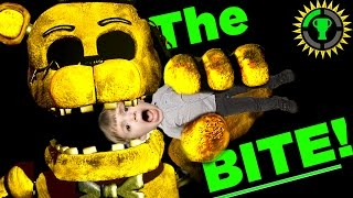 Game Theory: FNAF, We were WRONG about the Bite