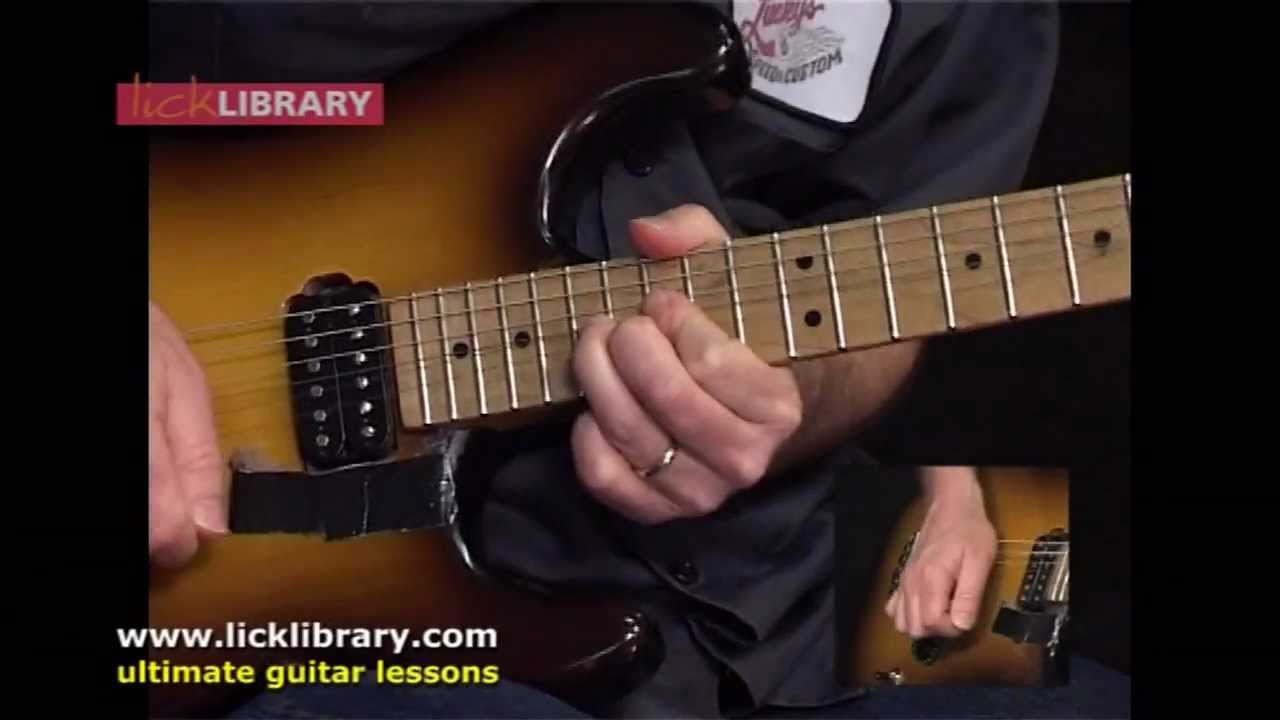 learn to play guns n 39 roses volume 1 guitar lesson dvd with danny gill licklibrary youtube. Black Bedroom Furniture Sets. Home Design Ideas