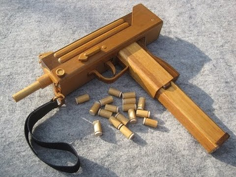 Shell Ejection Rubber Band Gun -hk4 Type Videomoviles Com
