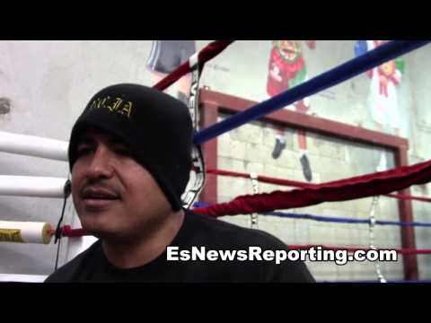 why did maidana do better vs mayweather than canelo EsNews - ESNEWS  - leVw80X_DH0 -