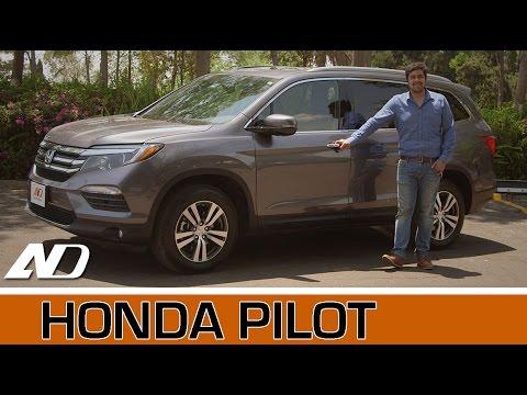 Honda Pilot - La evolución de la Minivan