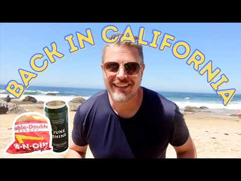 Beaches, Burgers, and Booze | A Southern California Vlog