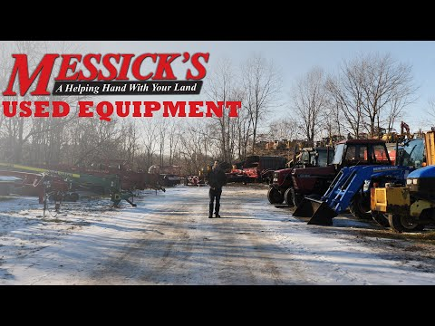 We Have A NEW Channel!   Messick's Used Equipment Picture