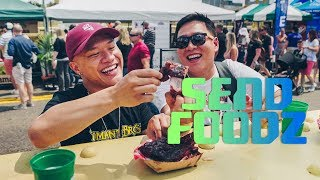 Picklesburgh: Send Foodz w/ Timothy DeLaGhetto & David So