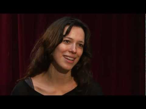 Rebecca Hall Interview - YouTube