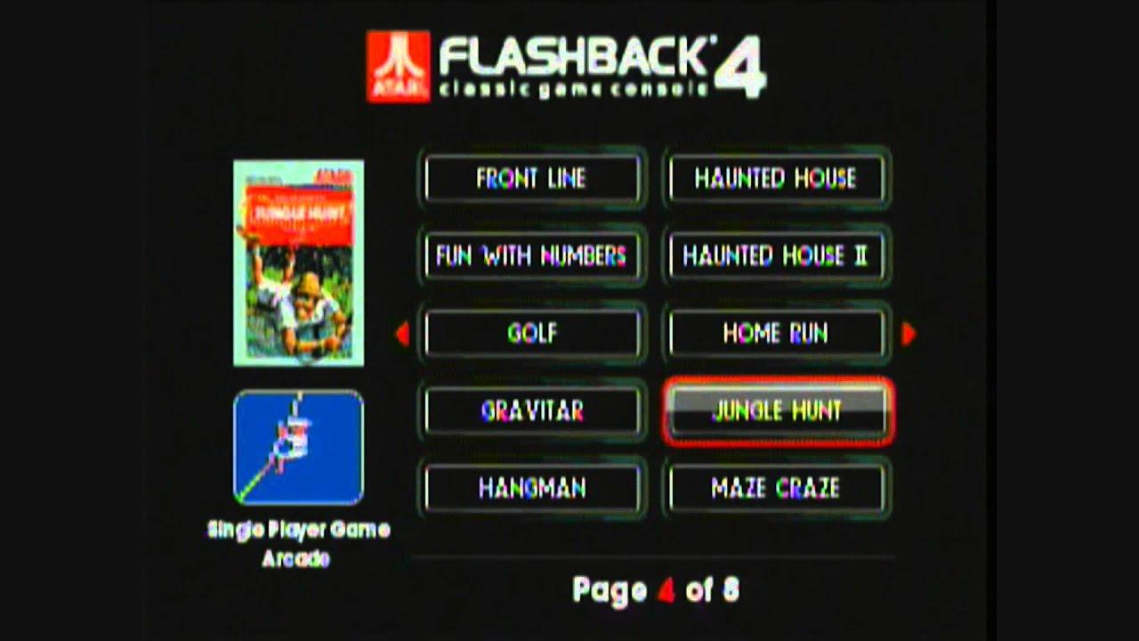 Atgames Atari Flashback 6 Space Invaders – Fondos de Pantalla
