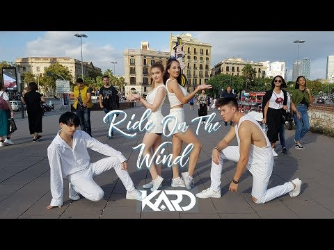 [KPOP IN PUBLIC] | KARD (카드) - Ride On The Wind Dance Cover [Misang] (One Shot ver.)