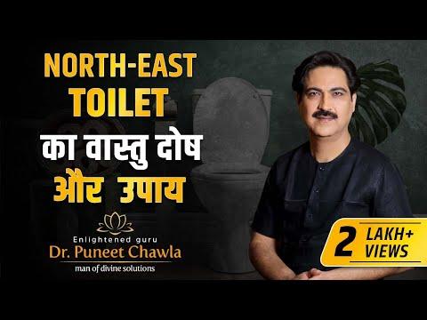 How to Solve the Vastu Defects of Toilet in Northeast